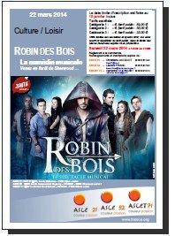 Robin des Bois - Le spectacle - Site internet de la FNASCE